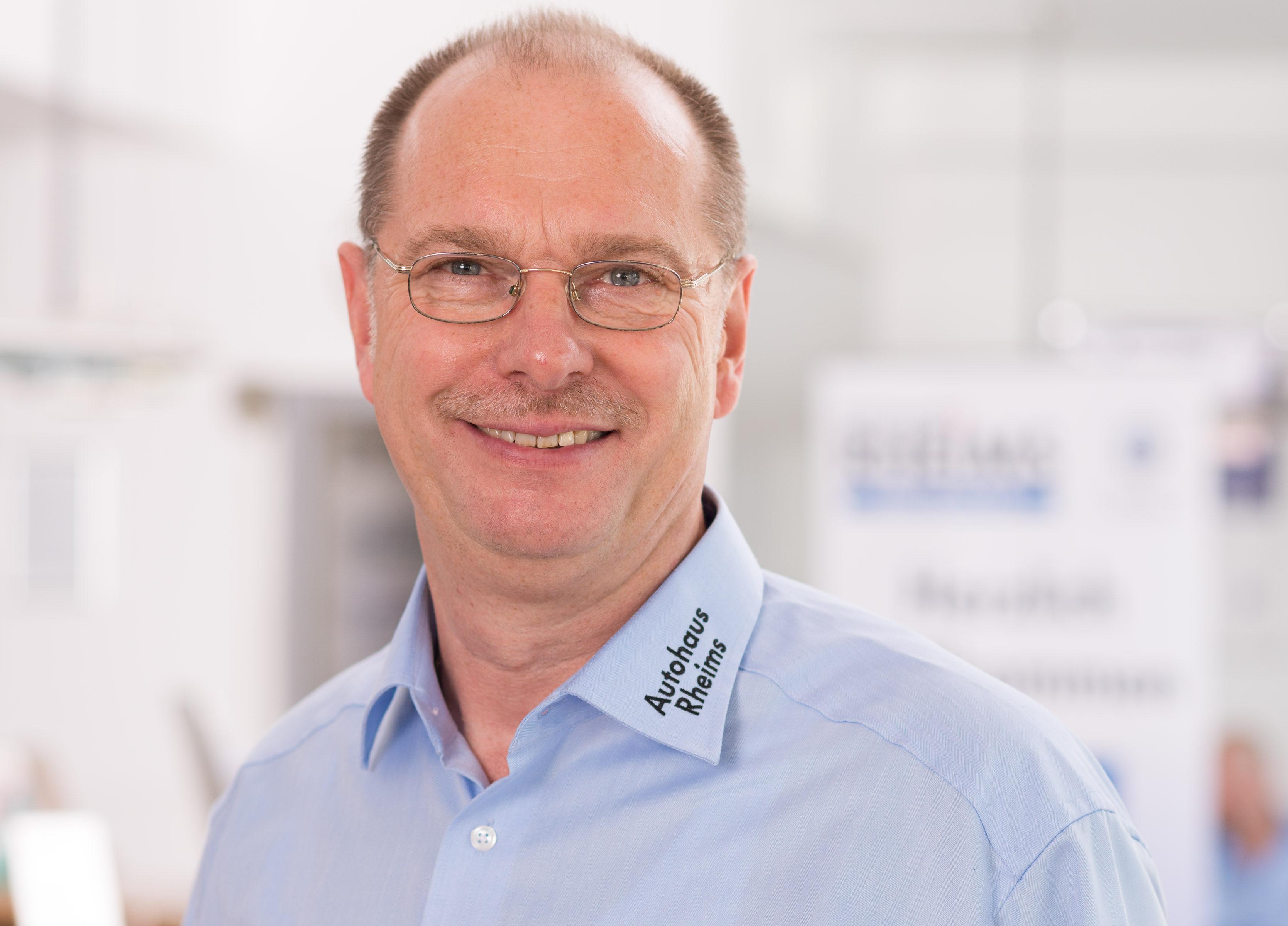 Reinhard Ebel